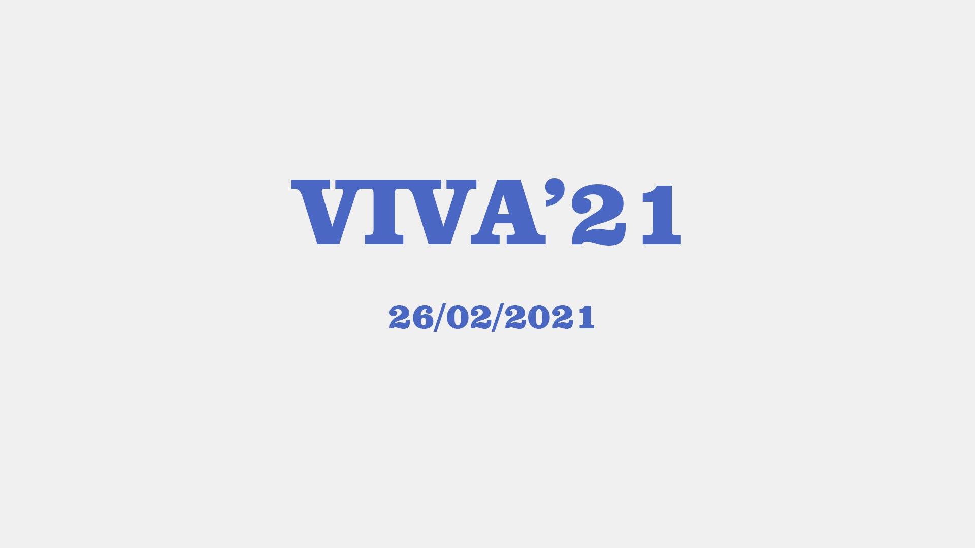 VIVA'21